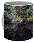 Pond Reflections -- Tongass National Forest Alaska Coffee Mug