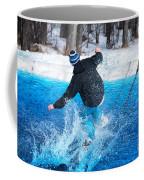 Pond Skimming Coffee Mug