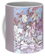 Ponder By The Pond Coffee Mug
