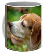Pondering His Next Move Coffee Mug