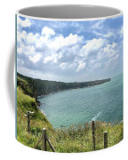 Pointe Du Hoc Coffee Mug