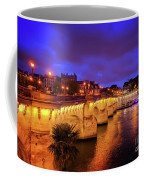 Pont Neuf At Night Coffee Mug