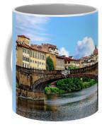 Ponte Santa Trinita Coffee Mug