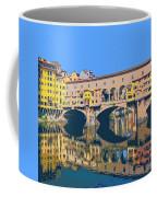 Ponte Vecchio Florence Coffee Mug