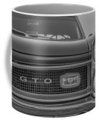 Pontiac Gto Coffee Mug