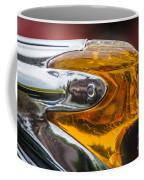 Pontiac Indian Head Hood Coffee Mug