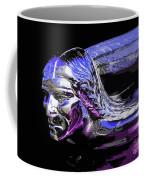 Pontiac Indian Head Hood Ornament Coffee Mug