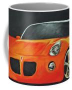 Pontiac Solstice Coffee Mug