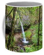 Ponytail Falls, Oregon Coffee Mug