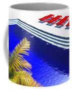 Pool Deck Coffee Mug