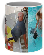 Poolside - Gently Cross Your Eyes And Focus On The Middle Image Coffee Mug