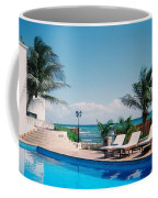 Poolside Coffee Mug