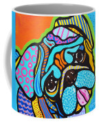 Pooped Pup Coffee Mug