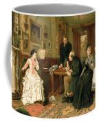 Poor Relations Coffee Mug by George Goodwin Kilburne