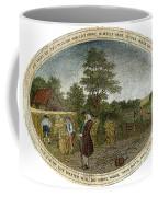 Poor Richard Illustrated Coffee Mug