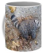 Poor Trash Panda Coffee Mug