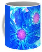 Pop Art Daisies 6 Coffee Mug