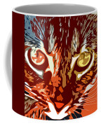 Eyes Of The Kitty Coffee Mug