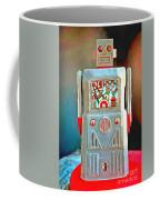 Pop Art Robot R-1 Coffee Mug