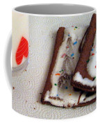 Pop Tarts And Milk Coffee Mug
