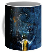 Pop The Champagne Top By Lisa Kaiser Coffee Mug