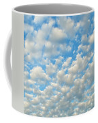 Popcorn Clouds Coffee Mug