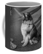 Popcorn Desires - Bw Coffee Mug