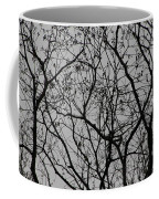 Popcorn Tree Budding Coffee Mug