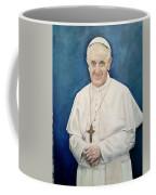 Pope Francis Coffee Mug