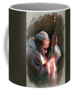 Pope John Paul II Coffee Mug