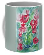 Poppies Celebration Coffee Mug