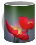 Poppies Edges Coffee Mug