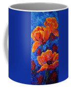 Poppies II Coffee Mug