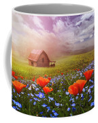 Poppies In A Dream Coffee Mug