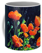 Poppies In The Light Coffee Mug