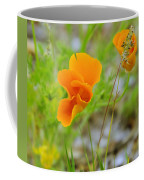 Poppies In The Wind Coffee Mug