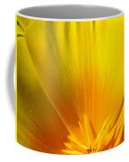 Poppies Orange Poppy Flower Close Up 2 Sunlit Poppy Baslee Troutman Coffee Mug