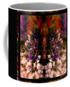 Popping Flowers Coffee Mug