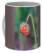 Popping Poppy Coffee Mug
