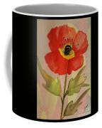 Poppy Art 17-01 Coffee Mug