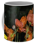 Poppy Drama Coffee Mug