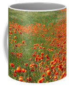 Poppy Field Coffee Mug