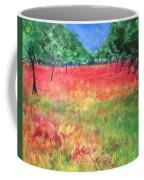 Poppy Field II Coffee Mug