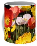 Poppy Flower Garden Coffee Mug