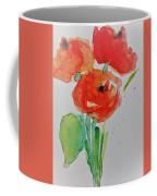 Poppy Flowers 1 Coffee Mug