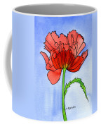 Poppy Coffee Mug