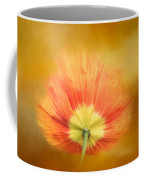 Poppy On Fire Coffee Mug