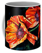 Poppy Passion Coffee Mug