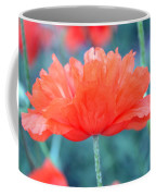 Poppy Profile Coffee Mug
