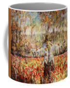 Poppy Scarecrow Coffee Mug